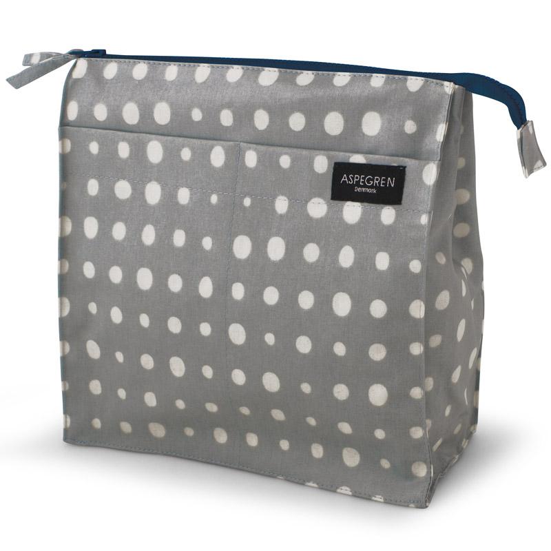 Toilettaske Stor Design Aspegren Denmark Peal Gray