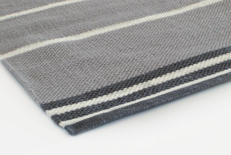 Gulvløber Design Aspegren Java Dove Gray 70x130