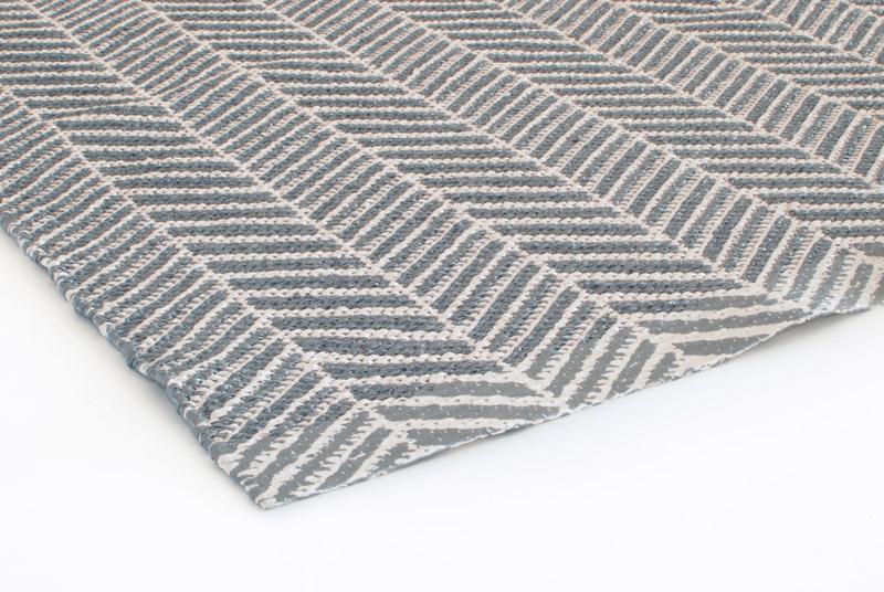 Gulvløber PVC Design Aspegren Nova Gray 70x130