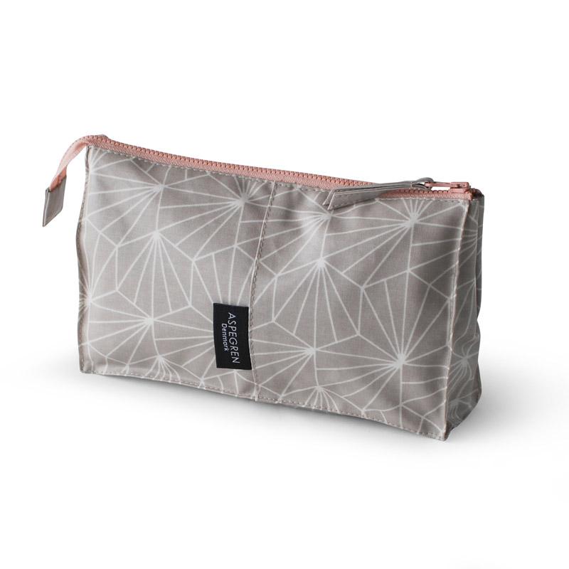 Makeup Bag Design Aspegren Shell Sand