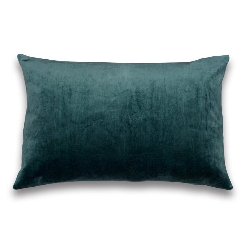 Kissen Velour Design Aspegren Solid Silver Pine