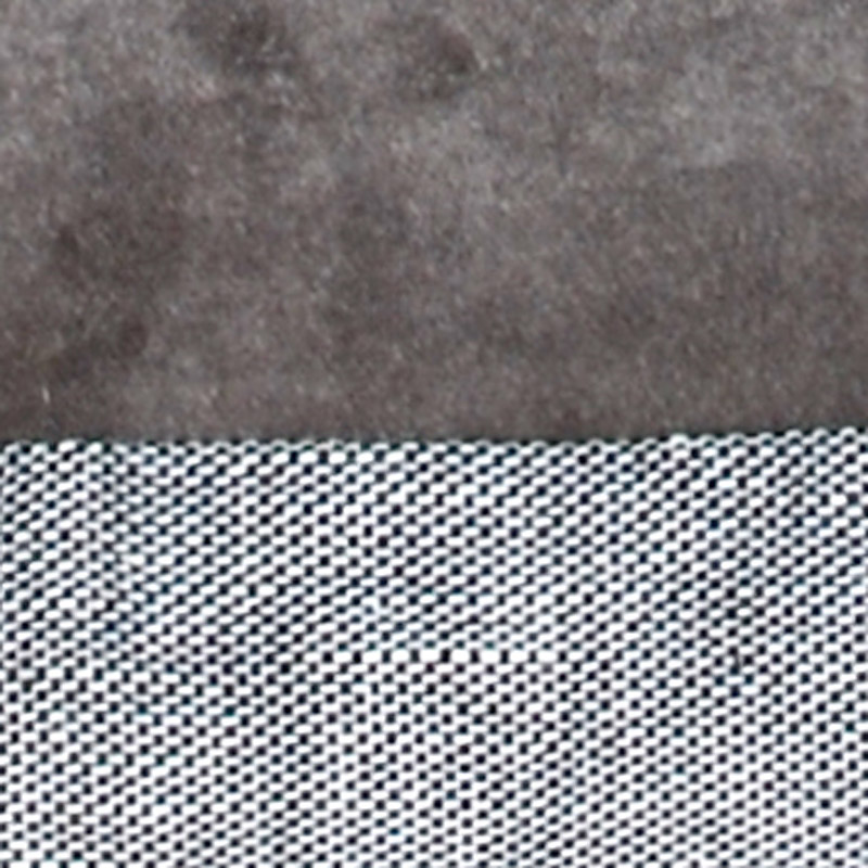 Pude Velour Design Aspegren Solid Dark Gray