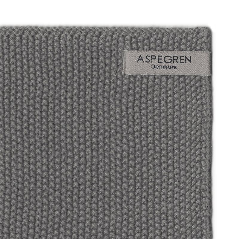 Aspegren-dishcloth-knitted-solid-gray-3242-closeup-2-web