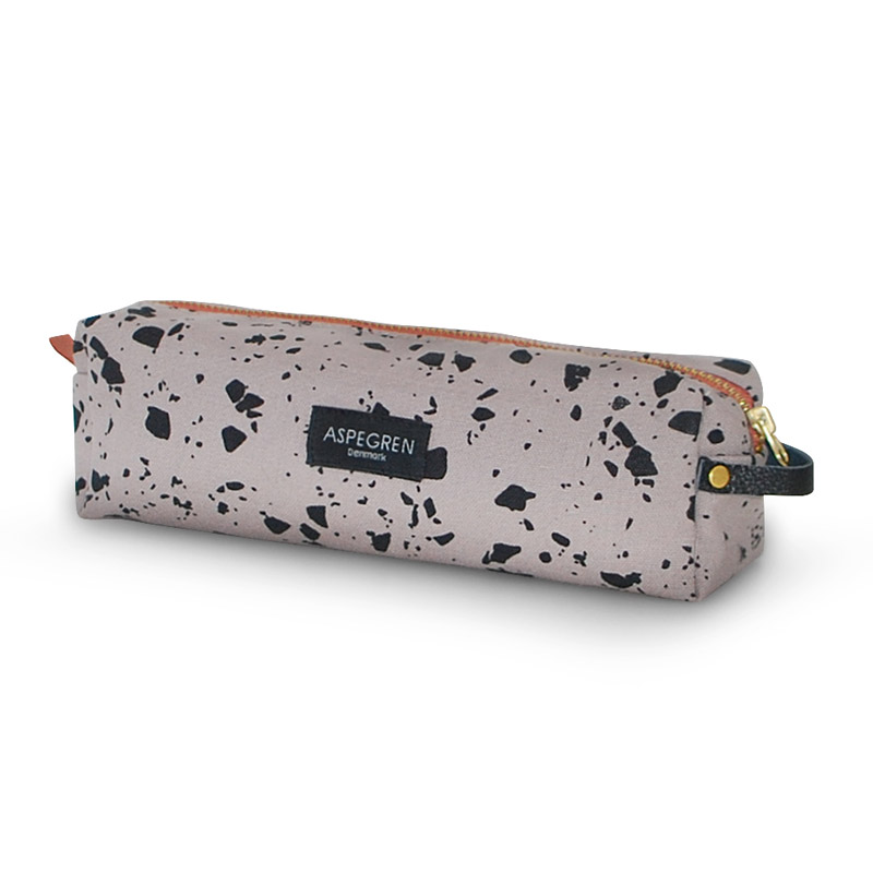 Box Makeup Bag Small Design Aspegren Terrazzo