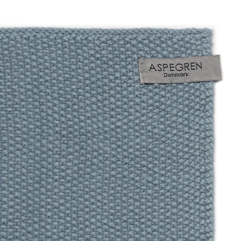Aspegren-dishcloth-knitted-solid-blue-3245-closeup-1-web
