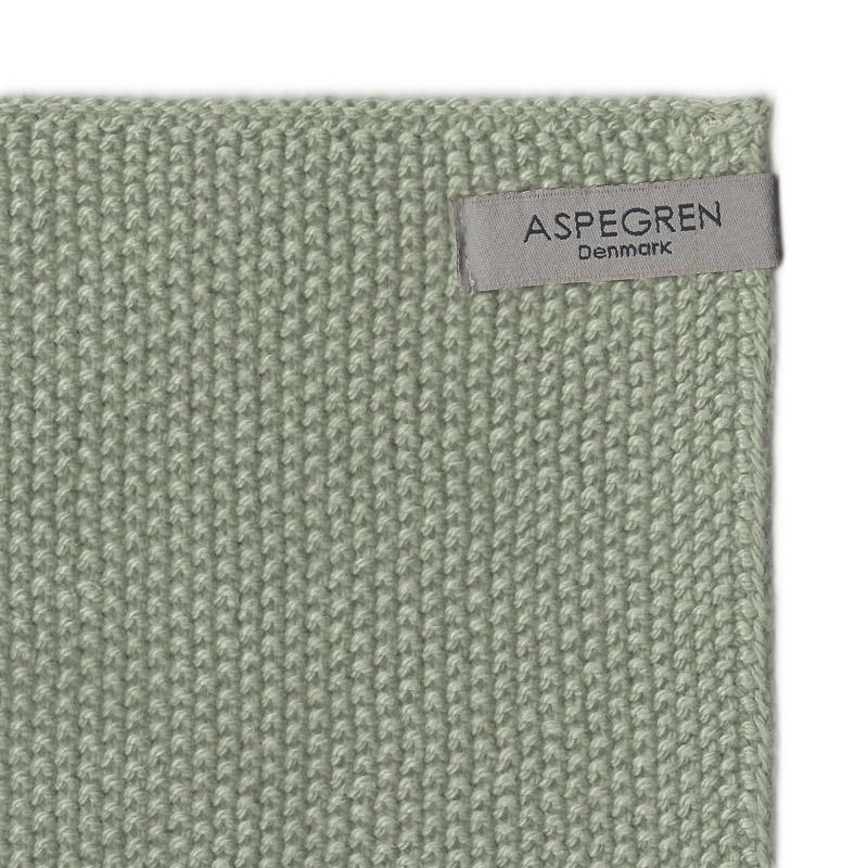 Aspegren-dishcloth-knitted-solid-mint-3244-closeup-1-web