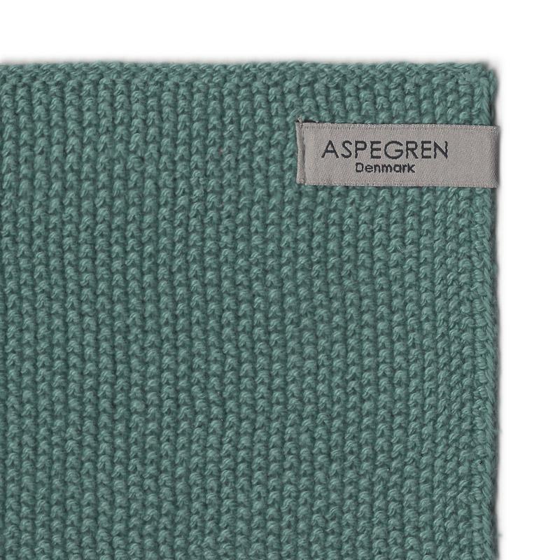 Aspegren-dishcloth-knitted-solid-mint-3244-closeup-2-web