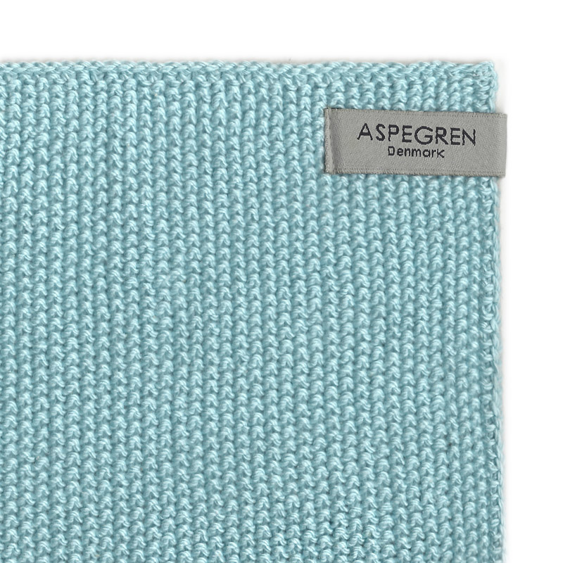Aspegren-dishcloth-knitted-solid-turquoise-3354-closeup-1-web