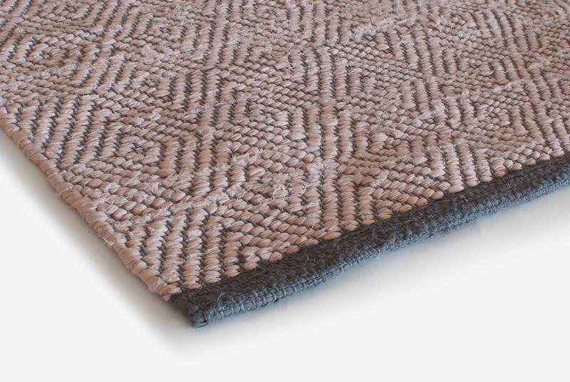 Teppiche Design Aspegren Chia Rose 70x130