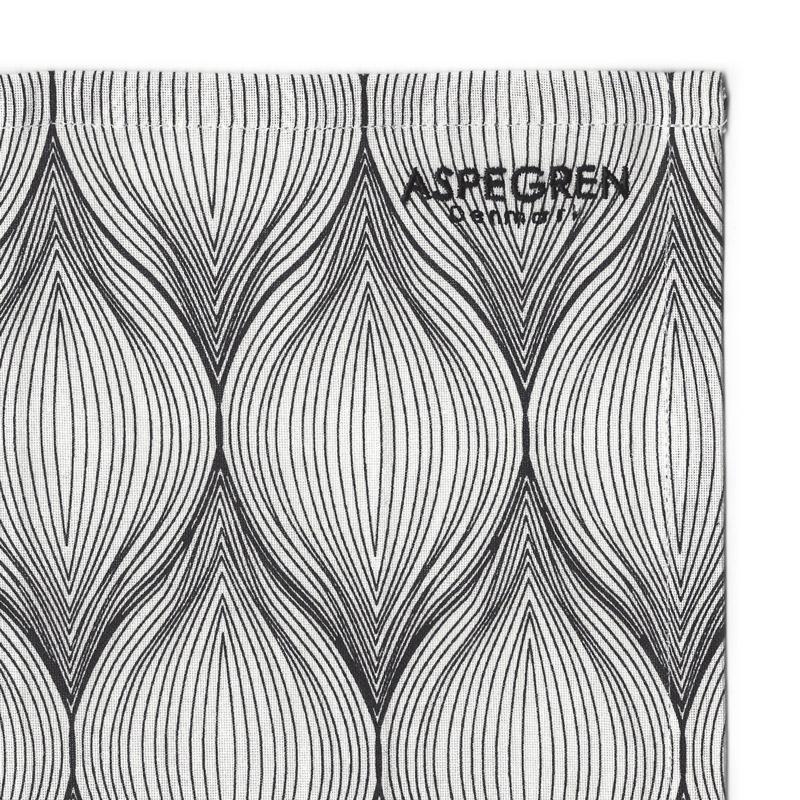 Viskestykke Design Aspegren Onion White