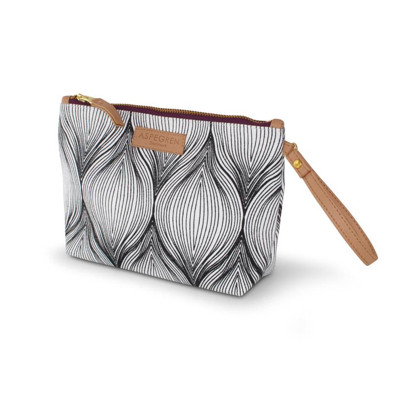 Kosmetiktasche S Design Aspegren Onion White