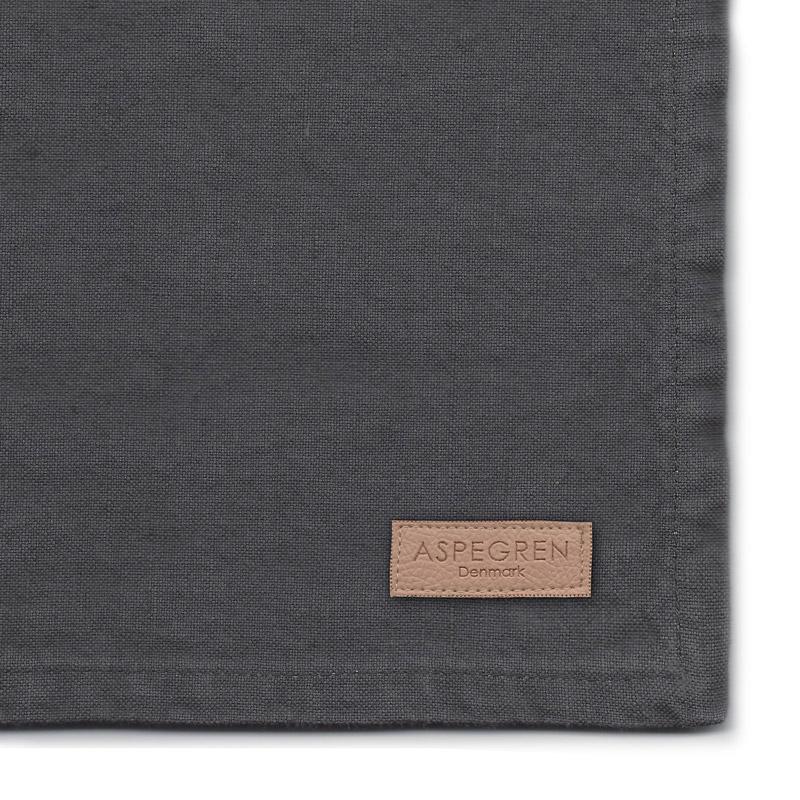Viskestykker Design Asprgren Solid Gray