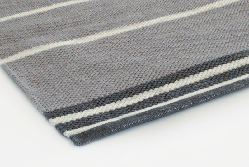 Gulvløber Design Aspegren Java Dove Gray