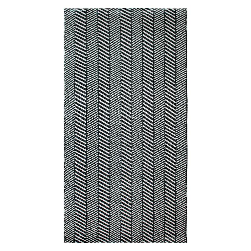 Gulvløber PVC Design Aspegren Nova Black
