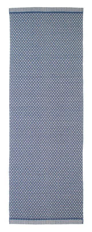 Gulvløber Design Aspegren Denmark Rhombe Blue
