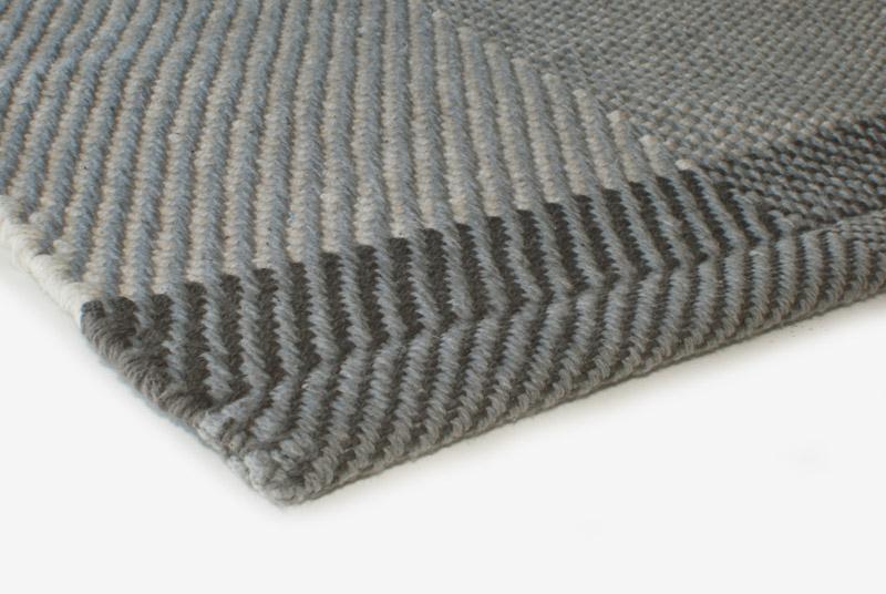 Teppich Design Aspegren Herringbone Graymix
