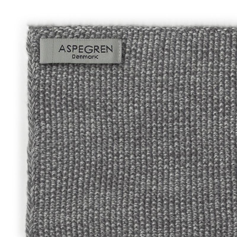 Abwaschtuch Strik Design Aspegren Blend Gray