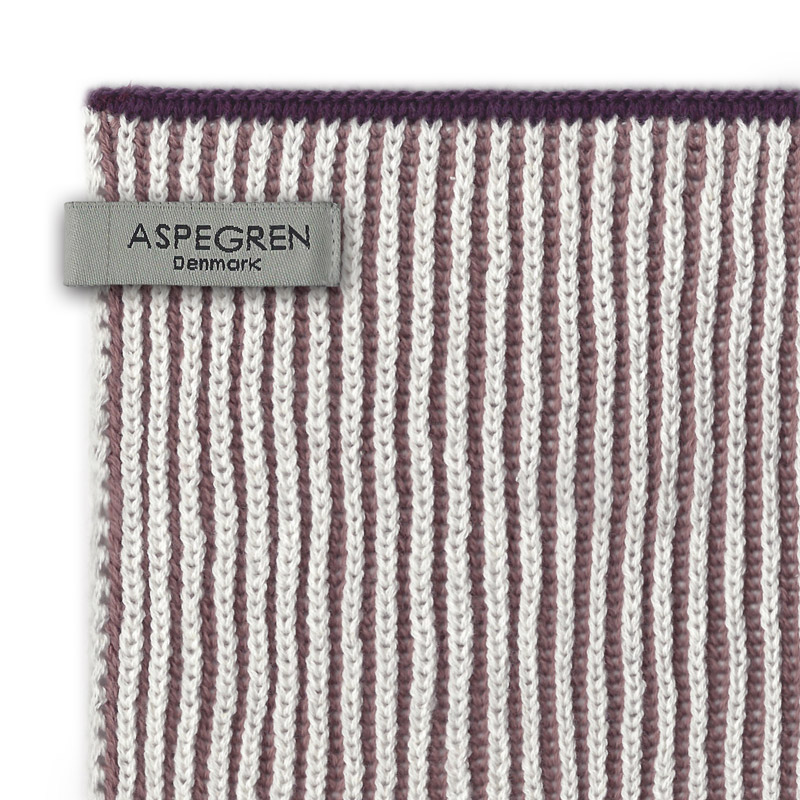 Aspegren-dishcloth-knitted-lamella-mauve-light-3579-closeup-web