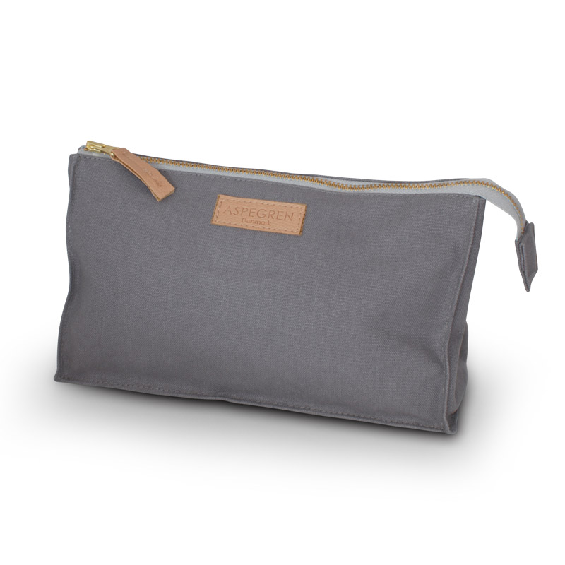 Kosmetiktasche Small Design Aspegren Mano Dark Gray