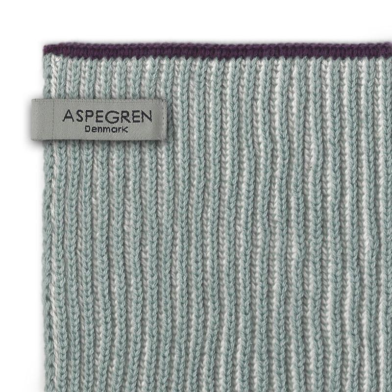Køkken Håndklæde Design Aspegren Lamella Cloud Blue