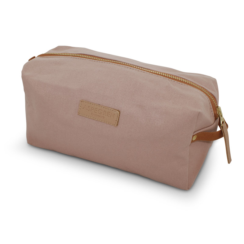 Box Makeup Bag Design Aspegren Mano Mauve