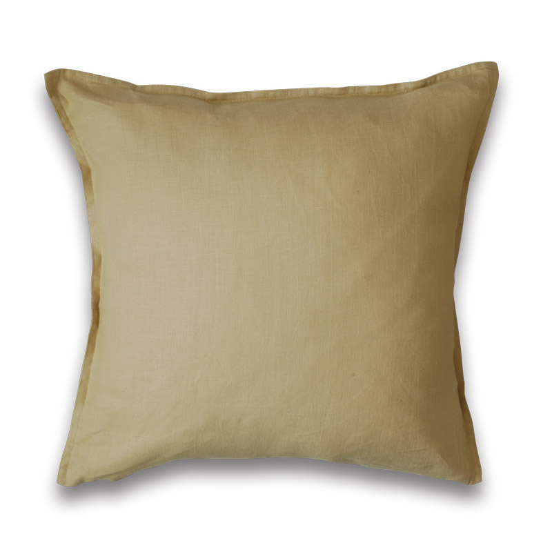 Cushion Linen Design Aspegren Honey