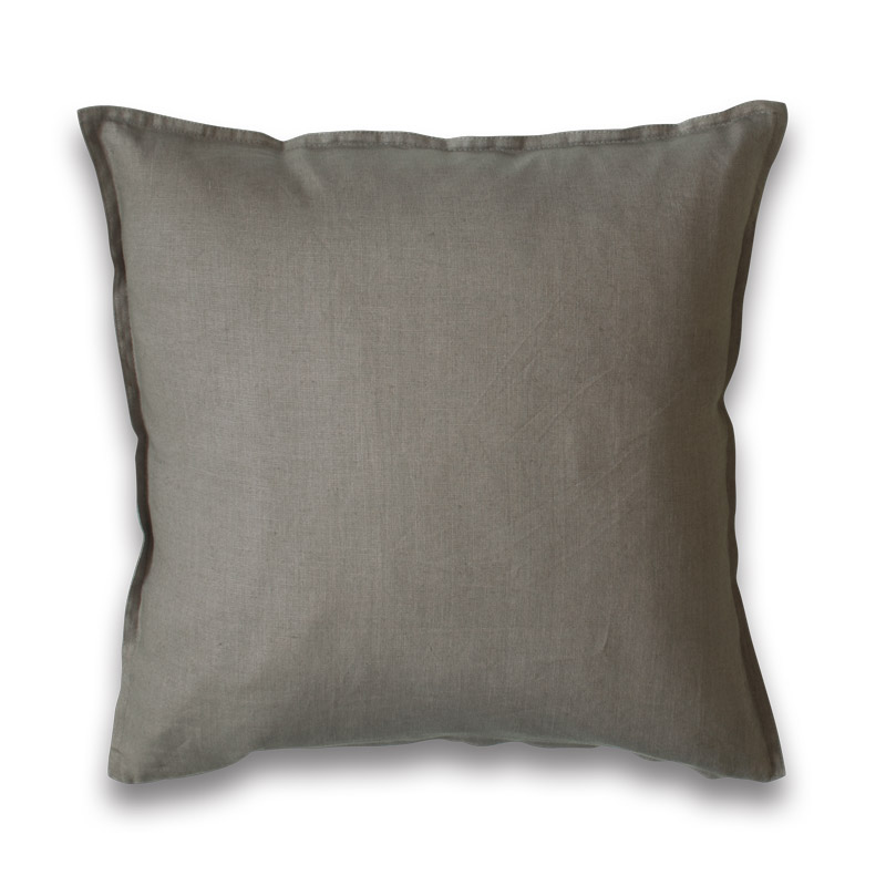 Cushion Linen Design Aspegren Light Gray