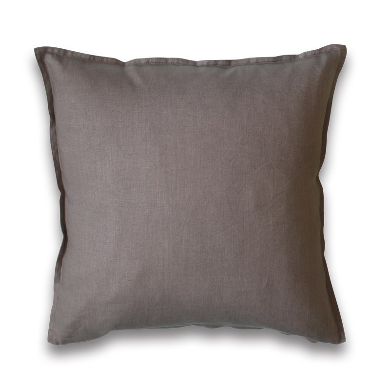 Cushion Linen Design Aspegren Rose Brown