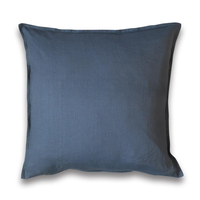 Kissen Leinen Design Aspegren Stone Blue