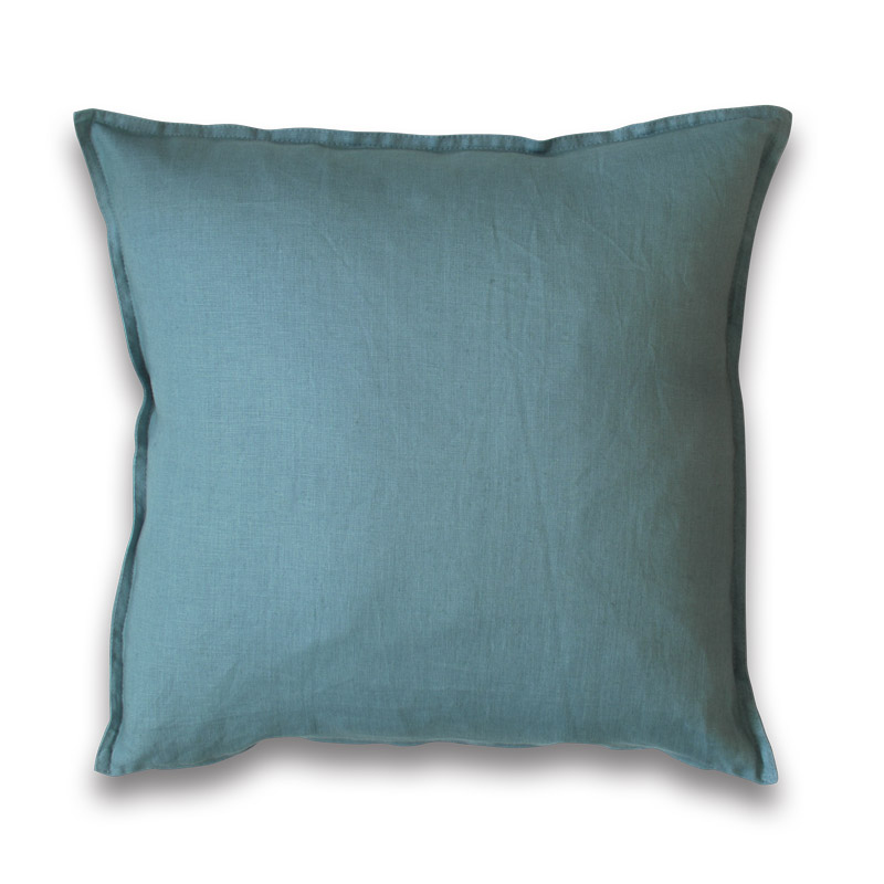 Cushion Linen Design Aspegren Stormy Sea