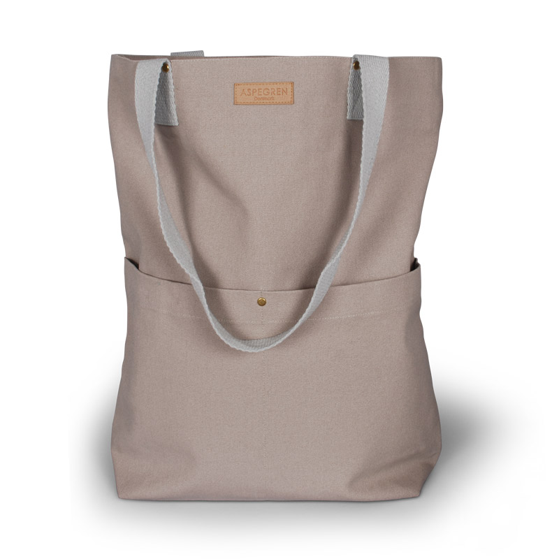 Canvas bag Design Aspegren Mano Khaki