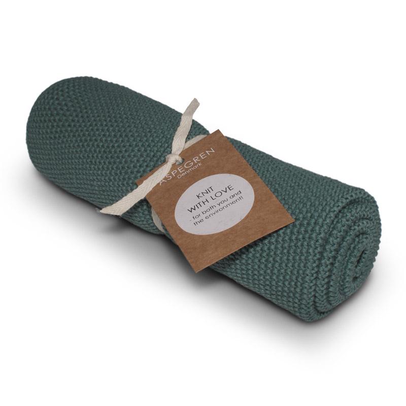 Køkken Håndklæde Design Aspegren Solid Jade