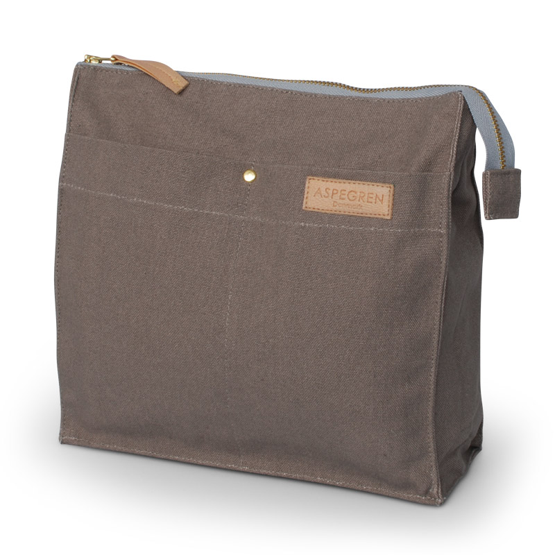 Toiletbag Large Design Aspegren Mano Wood