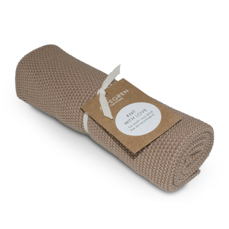 Kitchen Towel Design Aspegren Solid Zinc