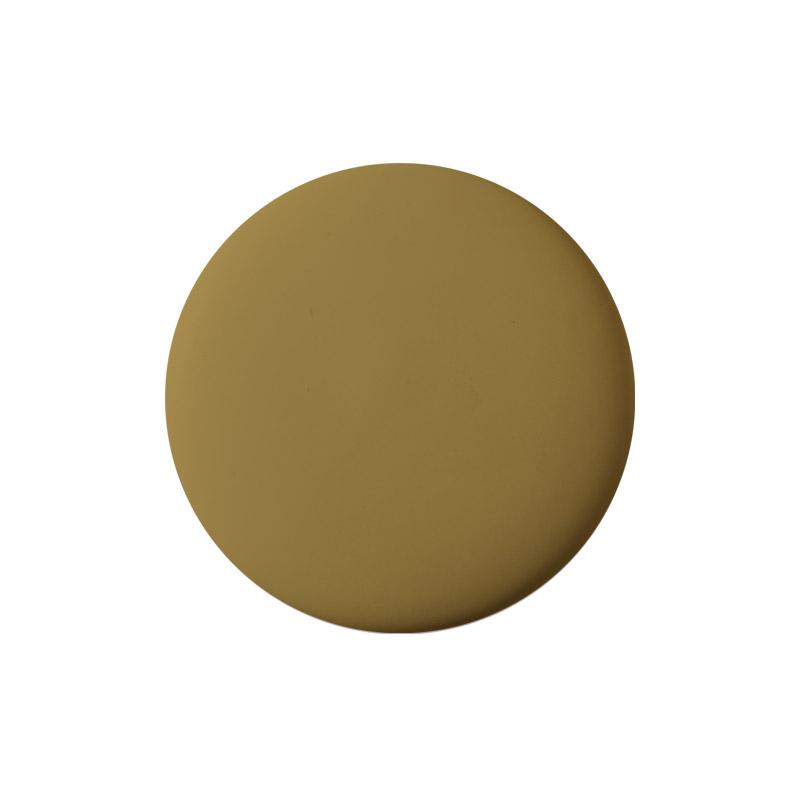 Porzellangriff Midi Matt Design Aspegren Mustard Solid