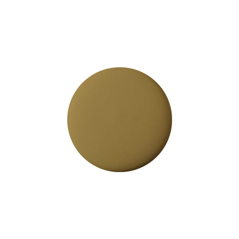 Knop Mini Mat Design Aspegren Mustard Solid