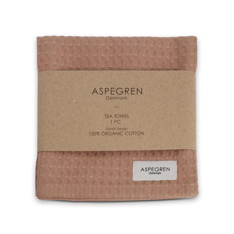 Geschirrtücher Organisch Design Aspegren North Almond