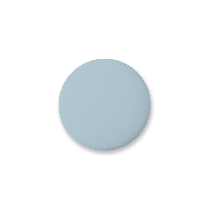 Knop Midi Mat Design Aspegren Dream Blue Solid
