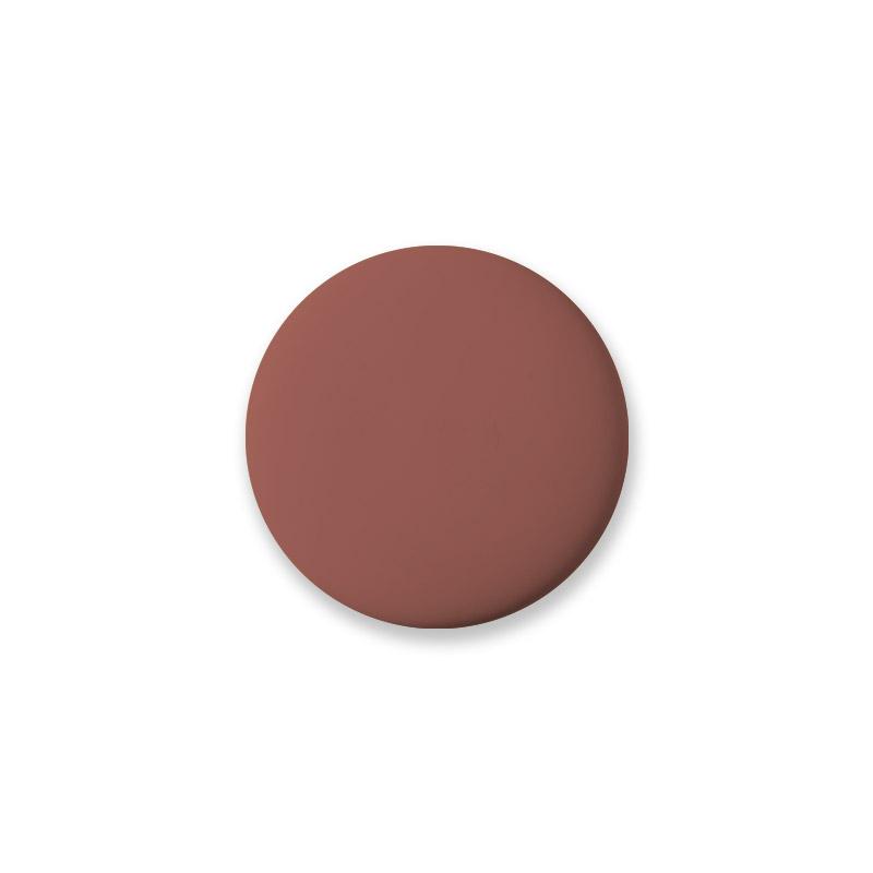 Porzellanknöpfe Mini Matt Design Aspegren Russet Solid