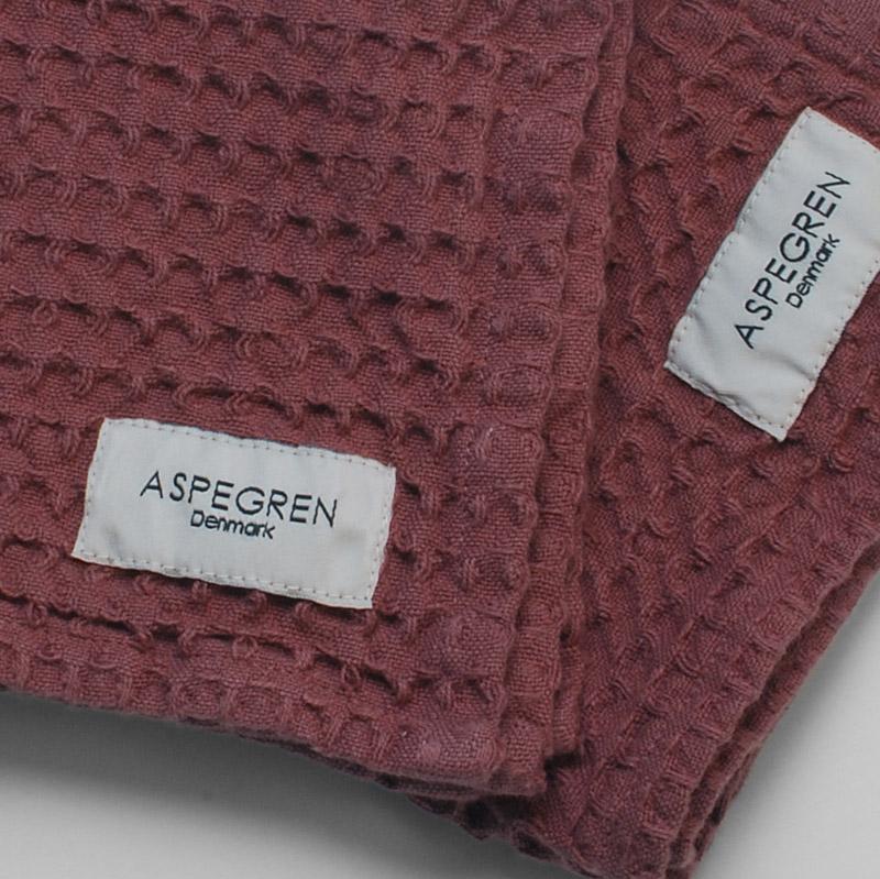 Viskestykker Organic Design Aspegren North Prung