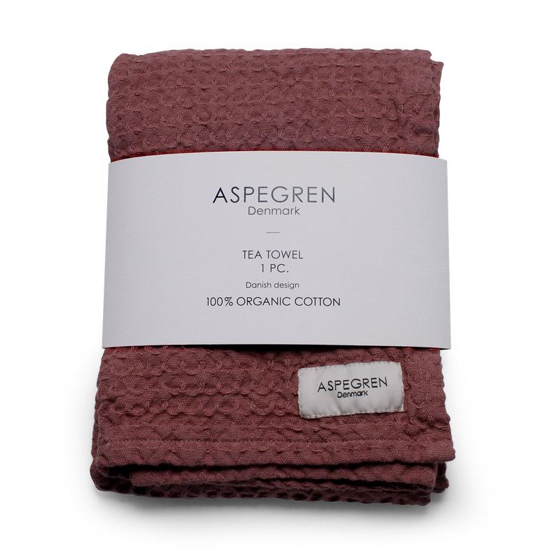 Tea Towel Organic Design Aspegren North Prung