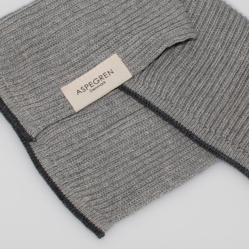 Karklude Ripple Design Aspegren Frost Gray
