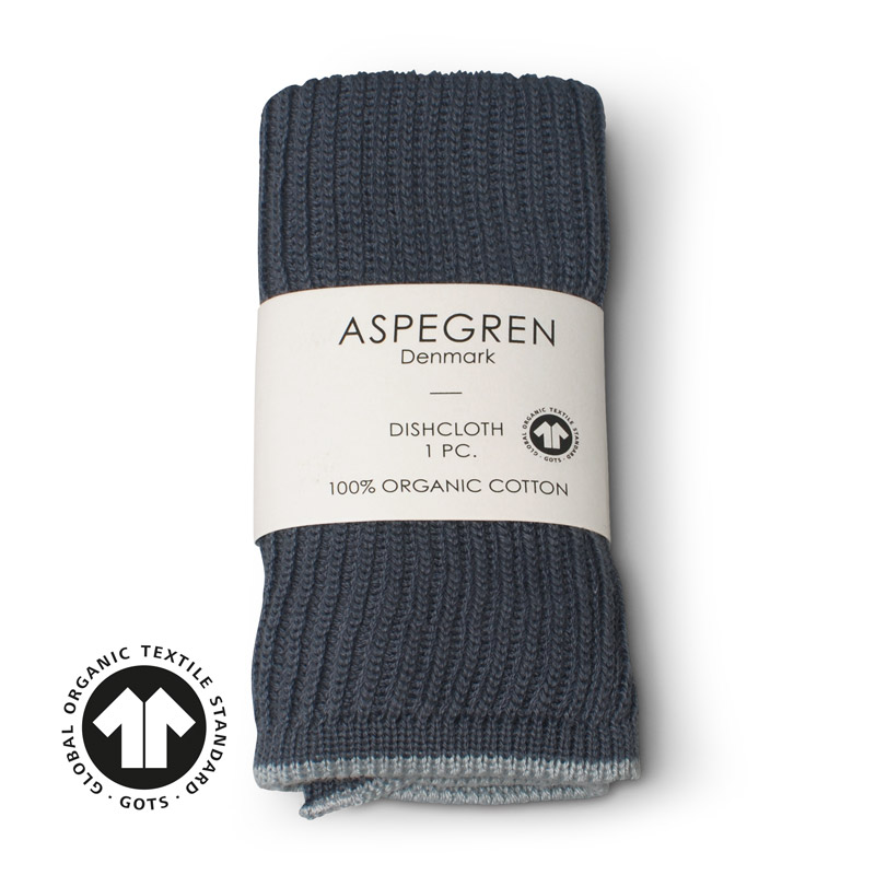 Karklude Ripple Design Aspegren Navy Blue