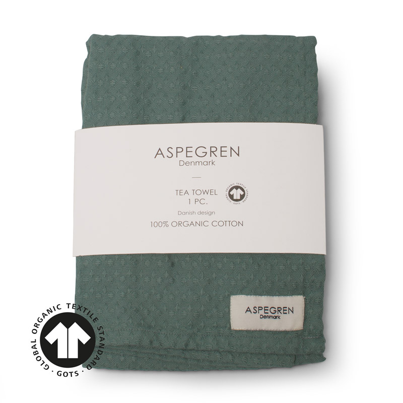 Tea Towel Design Aspegren North Stormy Sea