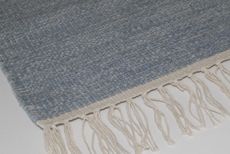 Teppich Design Aspegren Melange Blue 70x130