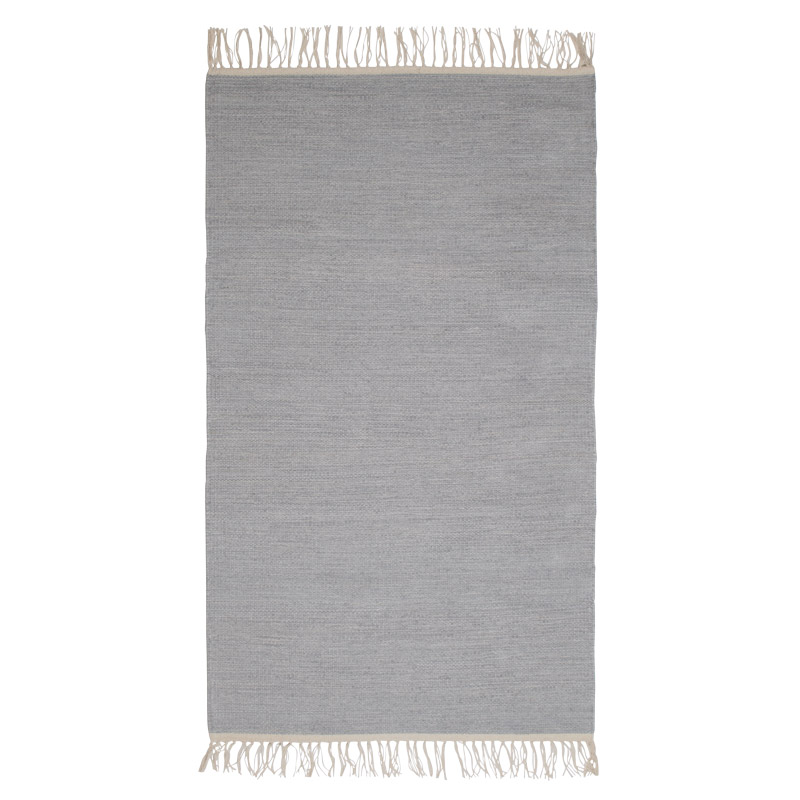 Gulvløber Design Aspegren Melange Light Gray 70x130
