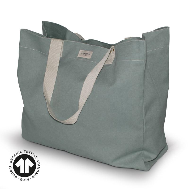 Taske Tots Bag Design Aspegren Vibe Granit Green