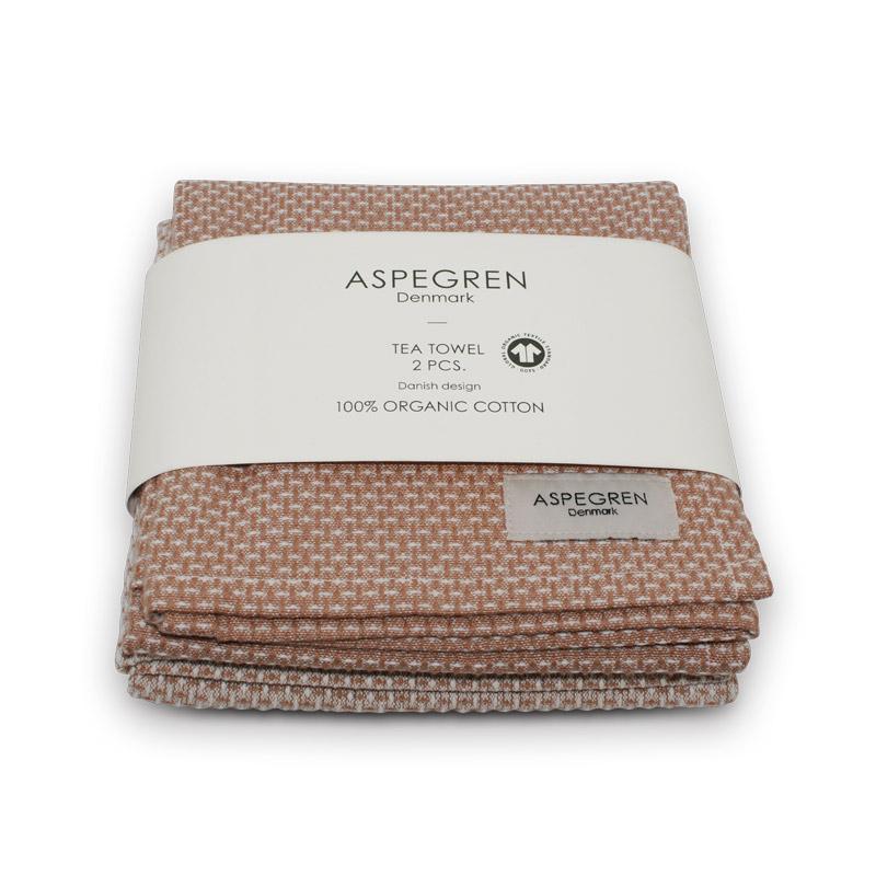 Tea Towel Design Aspegren Waffle LatteTea Towel Design Aspegren Waffle Latte