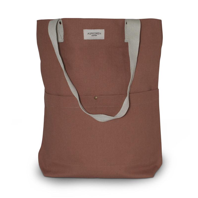 Canvas Bag Design Aspegren Mano Mocha