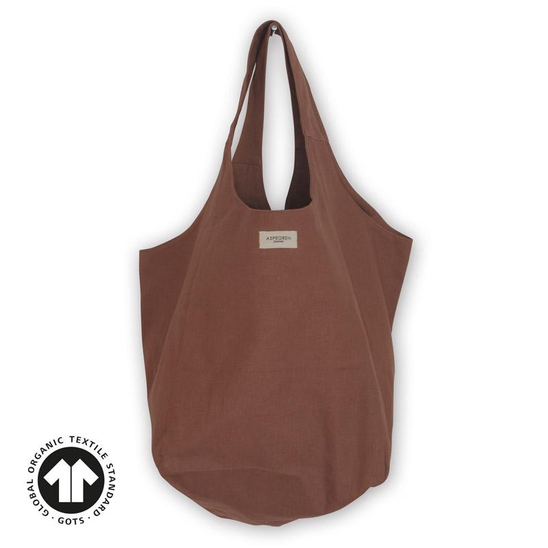 Taske Tots Bag Design Aspegren Mano Mocha